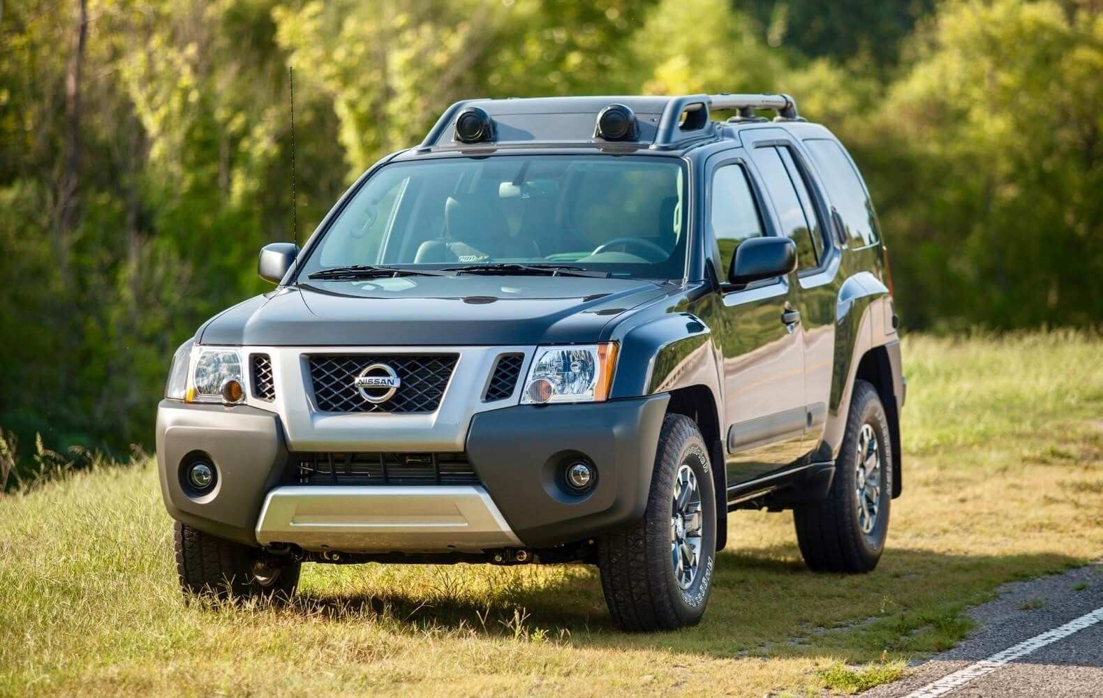 60 New Nissan Xterra 2020 Exterior Date Spy Shoot for Nissan Xterra 2020 Exterior Date