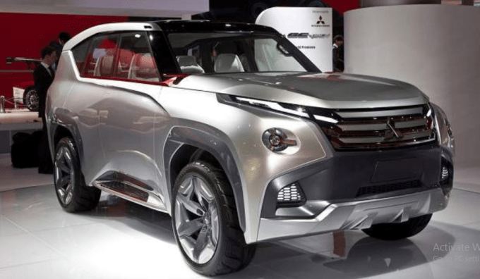 60 The 2020 All Mitsubishi Pajero 2020 Overview by 2020 All Mitsubishi Pajero 2020