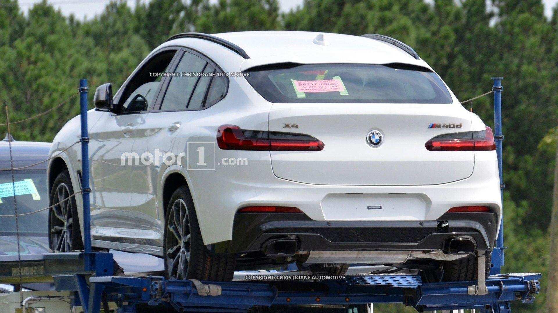 60 The 2020 BMW X4 Speed Test with 2020 BMW X4
