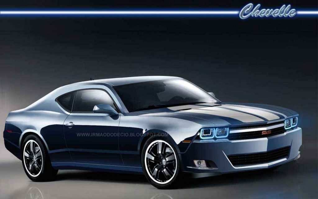 60 The 2020 Chevrolet Chevelle Ss Price and Review by 2020 Chevrolet Chevelle Ss