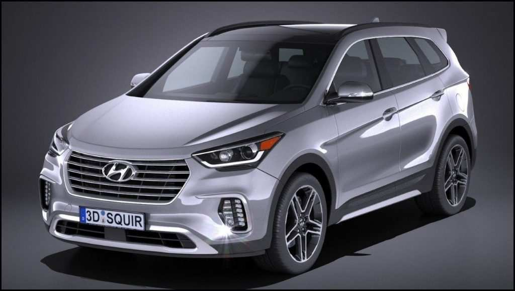 60 The 2020 Hyundai Santa Fe 2018 Redesign and Concept with 2020 Hyundai Santa Fe 2018