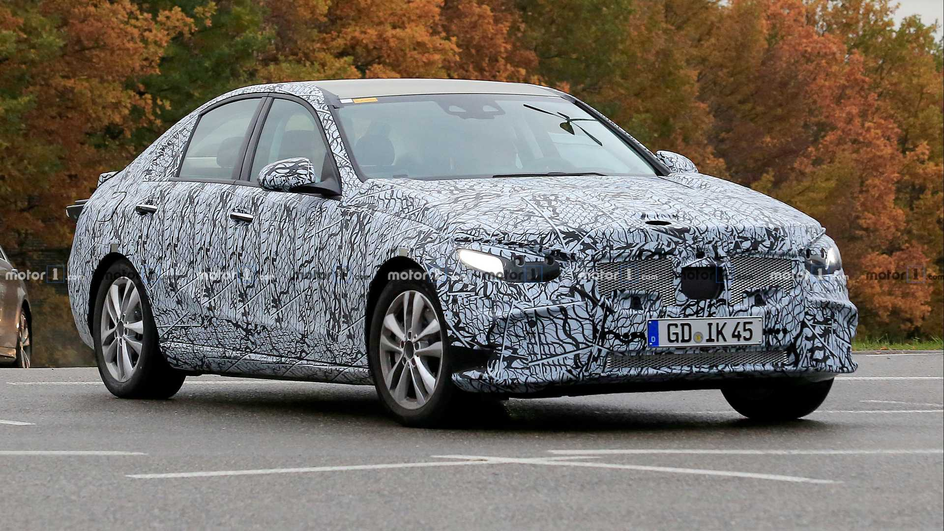 60 The 2020 Mercedes C class Performance with 2020 Mercedes C class