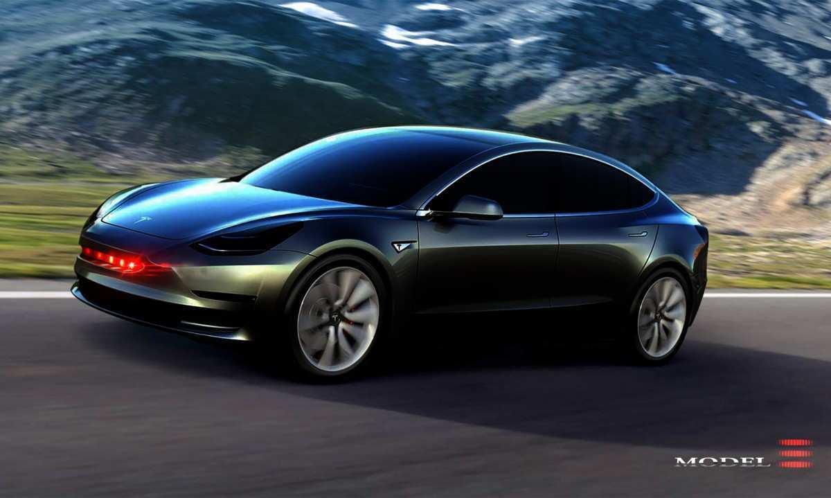 60 The 2020 Tesla 3 Ratings with 2020 Tesla 3