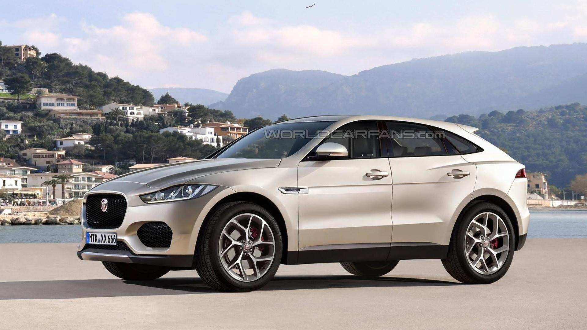 60 The Jaguar Suv 2020 Release with Jaguar Suv 2020