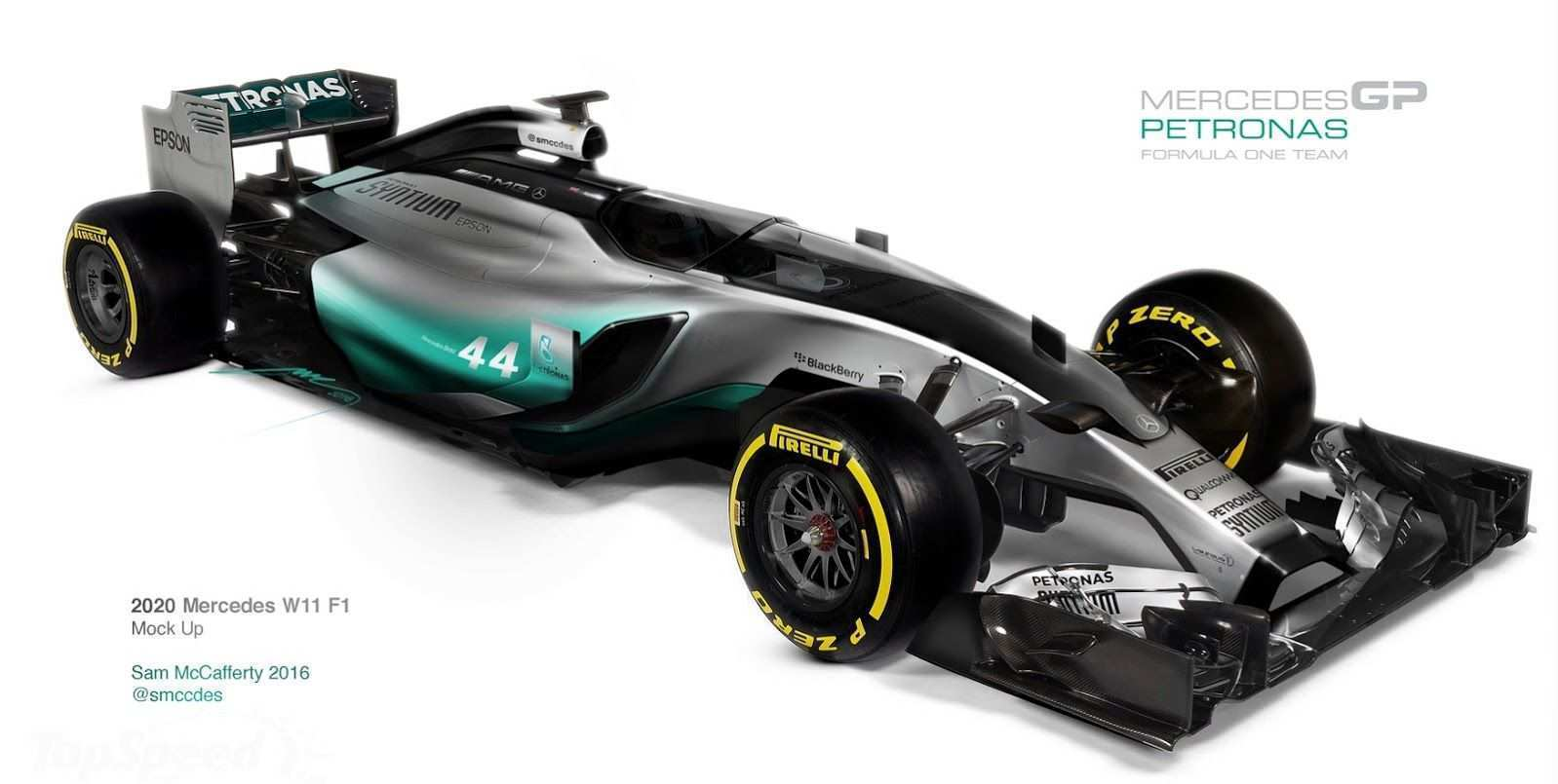 60 The Mercedes 2020 F1 Performance by Mercedes 2020 F1