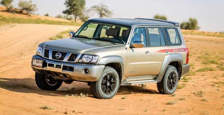 60 The Nissan Patrol Super Safari 2020 Picture for Nissan Patrol Super Safari 2020