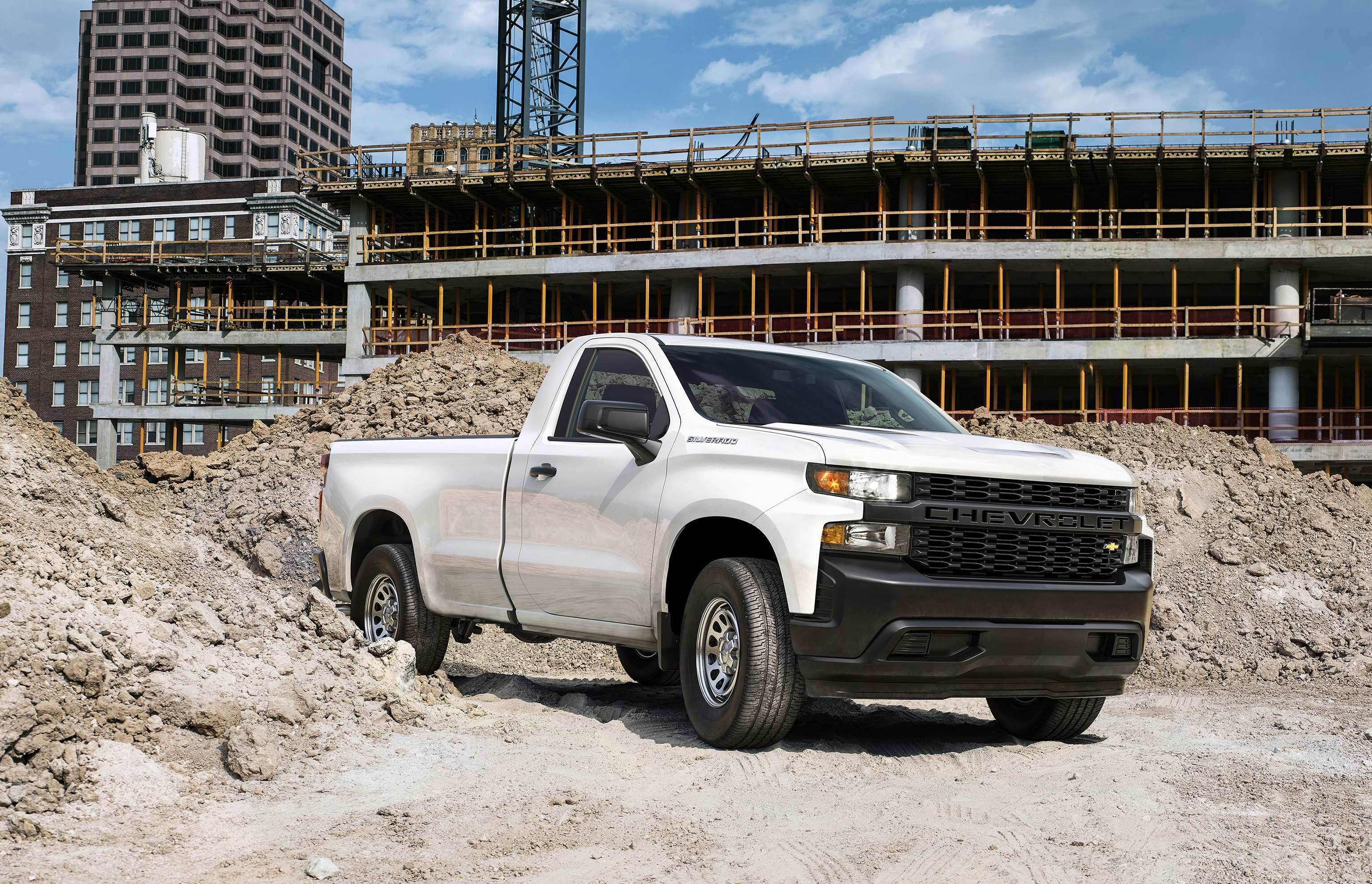 61 All New 2020 Chevy Silverado First Drive for 2020 Chevy Silverado