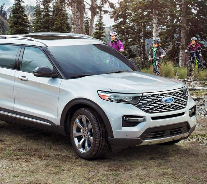 61 All New 2020 Ford Explorer Exterior and Interior by 2020 Ford Explorer