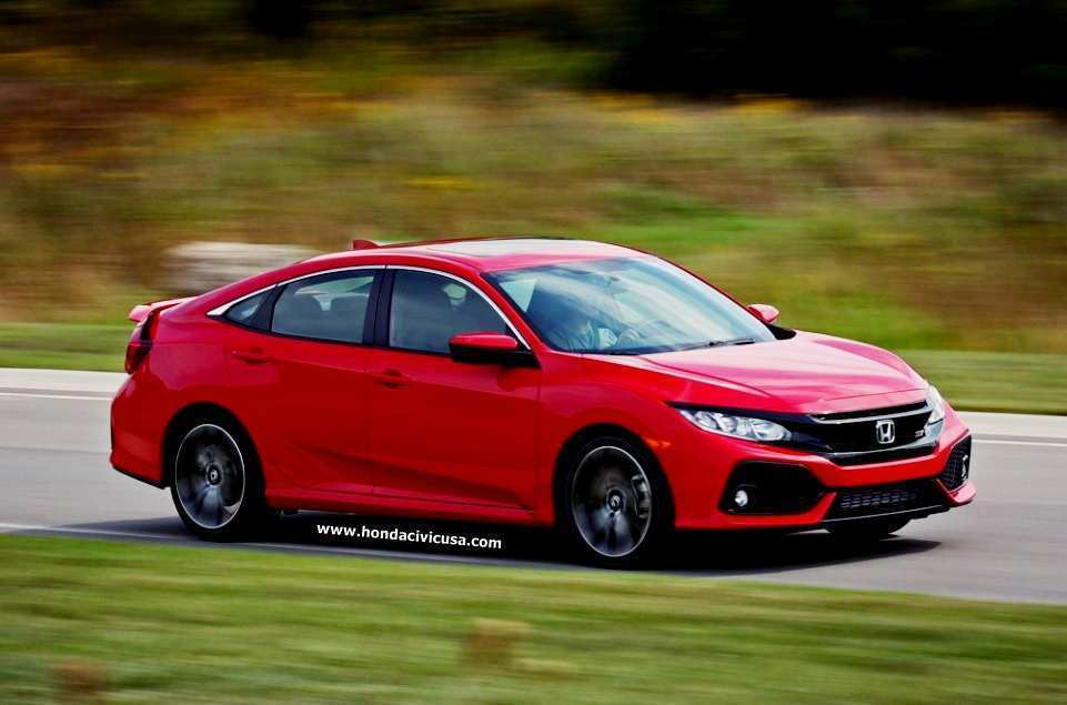 61 All New 2020 Honda Civic Exterior Date Concept for 2020 Honda Civic Exterior Date