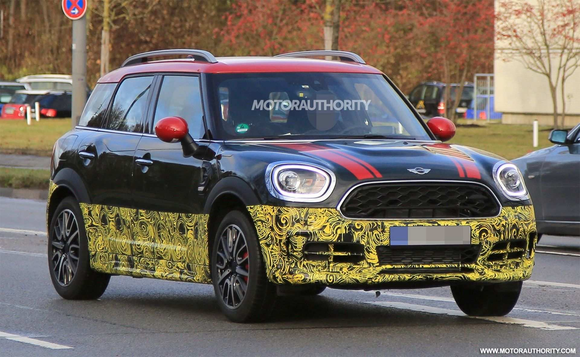 61 All New Spy Shots 2020 Mini Countryman Picture for Spy Shots 2020 Mini Countryman