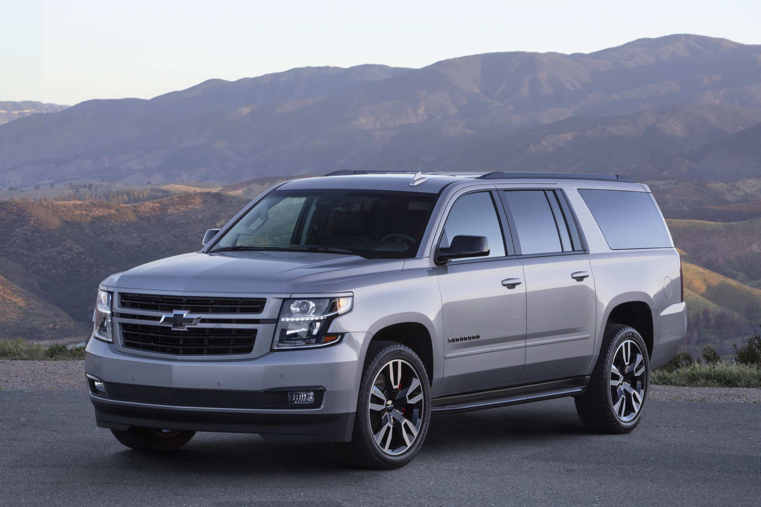 61 Best Review 2020 Chevrolet Suburban Interior with 2020 Chevrolet Suburban