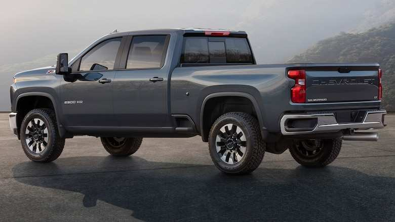 61 Best Review 2020 Chevy 2500Hd Duramax Model for 2020 Chevy 2500Hd Duramax