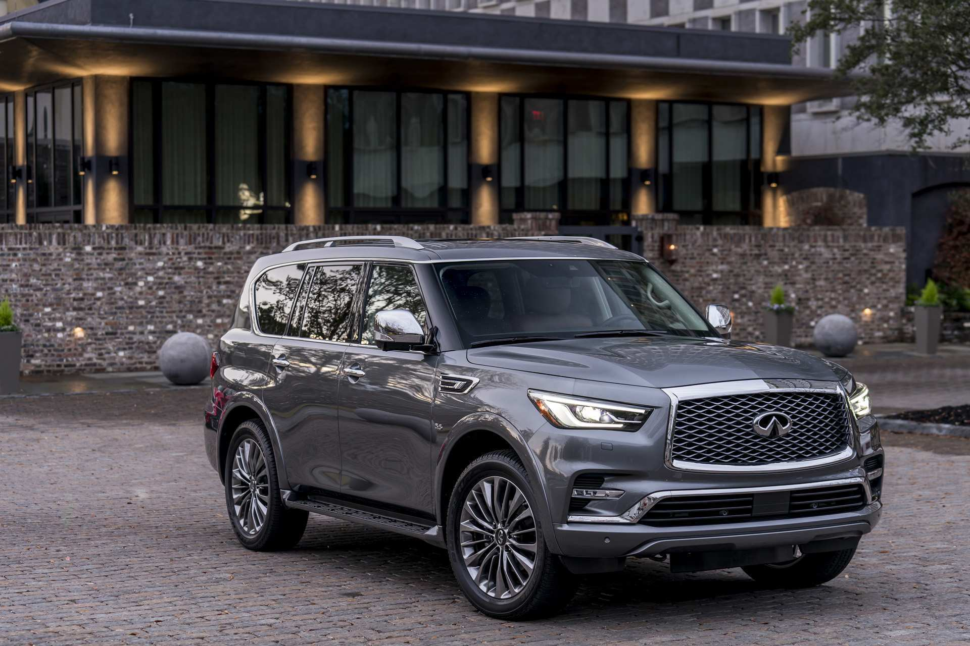 61 Best Review 2020 Infiniti QX80 New Concept by 2020 Infiniti QX80