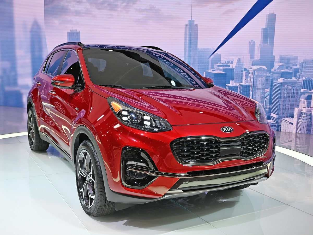 61 Best Review 2020 Kia Sportage Review with 2020 Kia Sportage