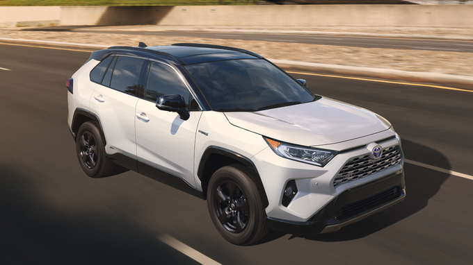 61 Best Review 2020 Toyota RAV4 Exterior and Interior by 2020 Toyota RAV4