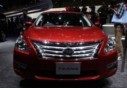 61 Best Review Nissan Teana 2020 First Drive with Nissan Teana 2020