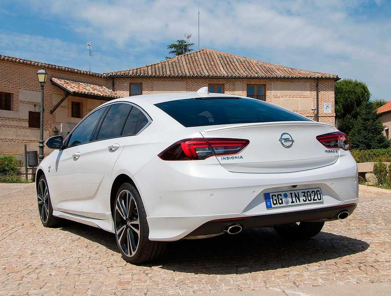 61 Best Review Opel Insignia 2020 Specs and Review by Opel Insignia 2020