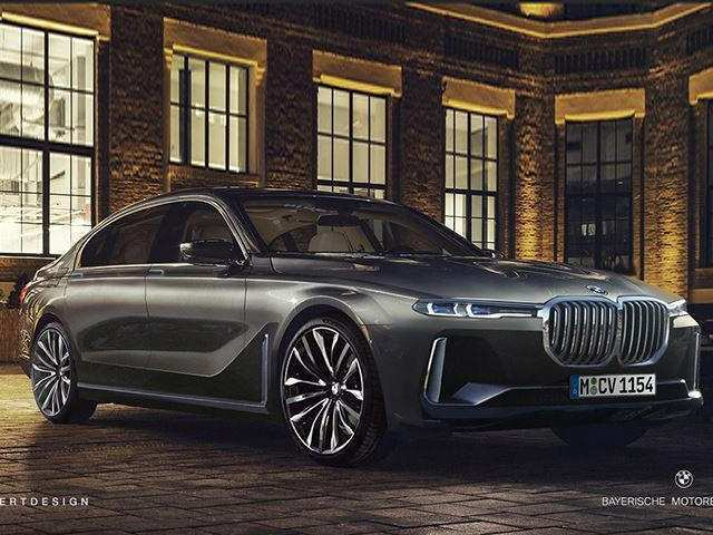 61 Concept of 2020 BMW 7 Series Overview with 2020 BMW 7 Series