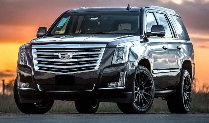 61 Concept of 2020 Cadillac Escalade Performance with 2020 Cadillac Escalade