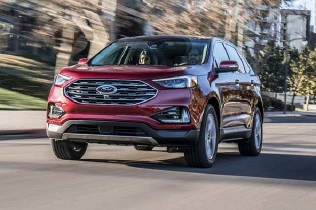 61 Concept of 2020 Ford Edge Configurations for 2020 Ford Edge