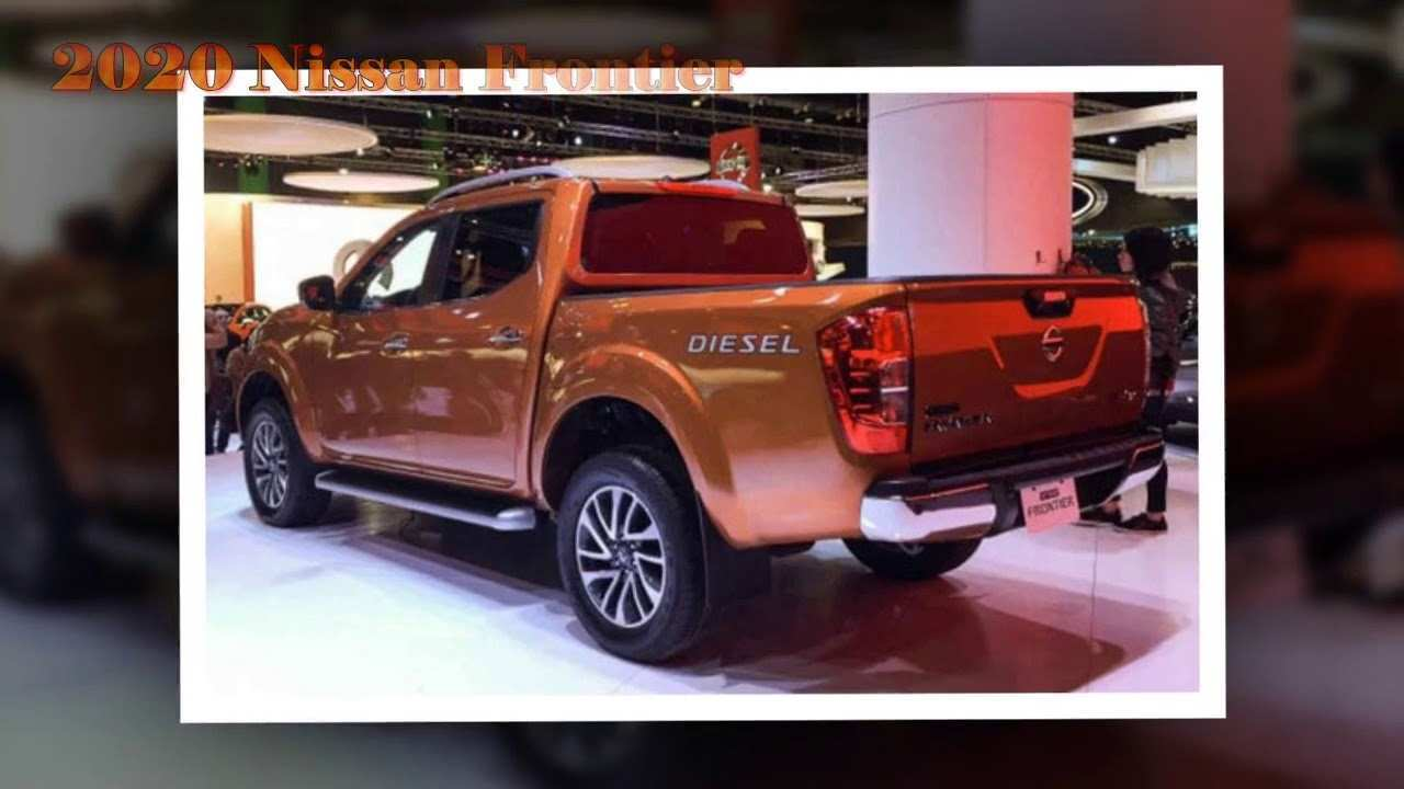 61 Concept of 2020 Nissan Frontier Diesel Redesign by 2020 Nissan Frontier Diesel
