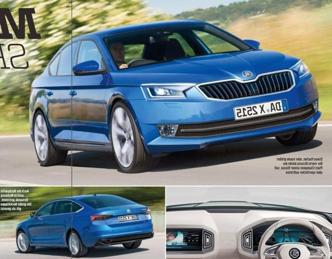 61 Concept of 2020 Skoda Snowman Full Preview Style for 2020 Skoda Snowman Full Preview