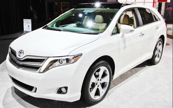 61 Concept of 2020 Toyota Venza Pricing with 2020 Toyota Venza
