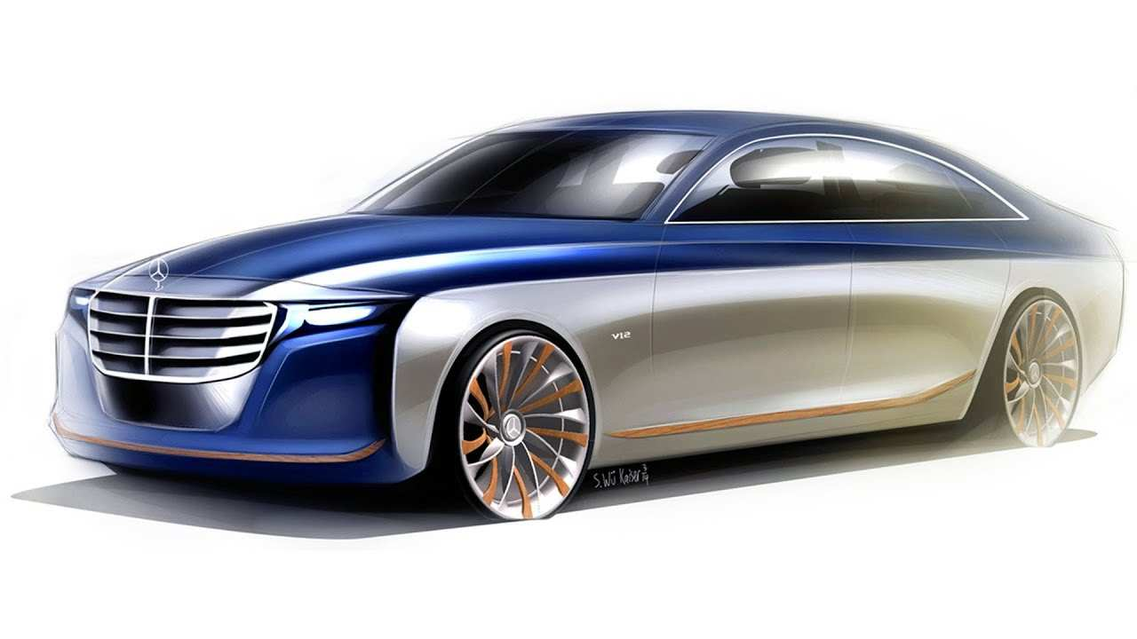 61 Concept of Mercedes 2020 S560 New Concept for Mercedes 2020 S560