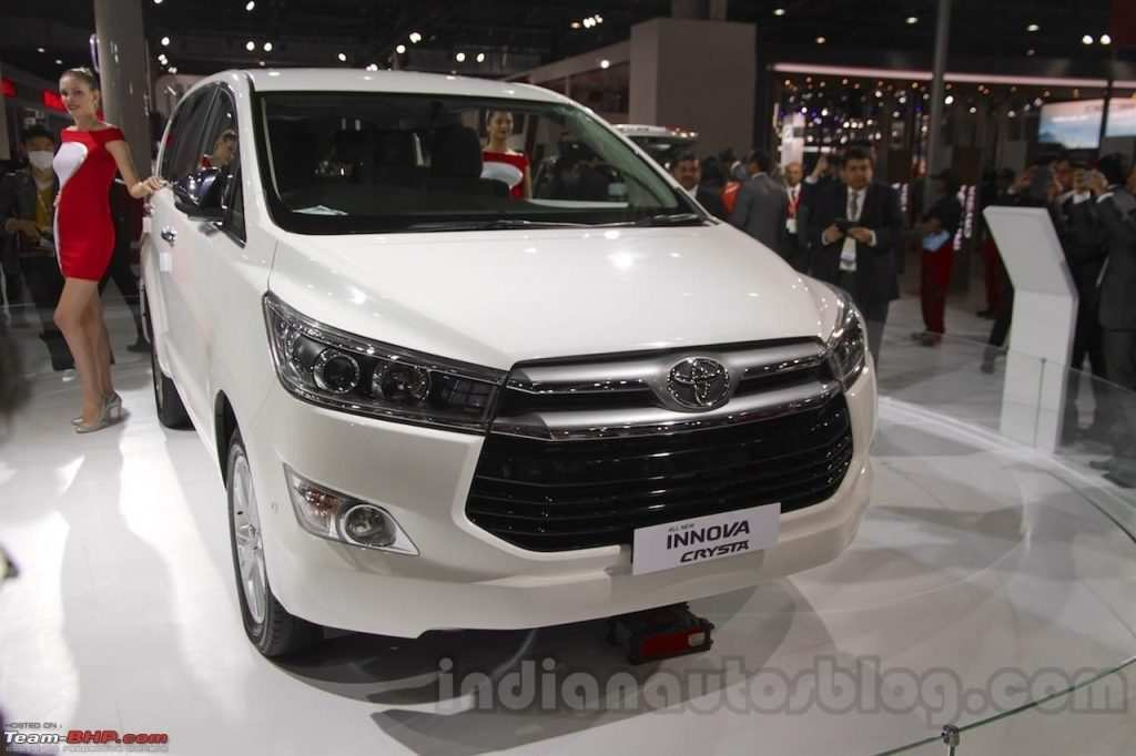 61 Concept of Toyota Innova Crysta 2020 New Concept Configurations for Toyota Innova Crysta 2020 New Concept