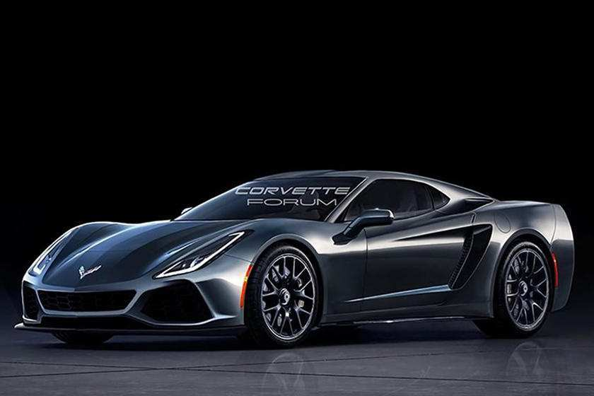 61 Gallery of 2020 Corvette Stingray Reviews by 2020 Corvette Stingray