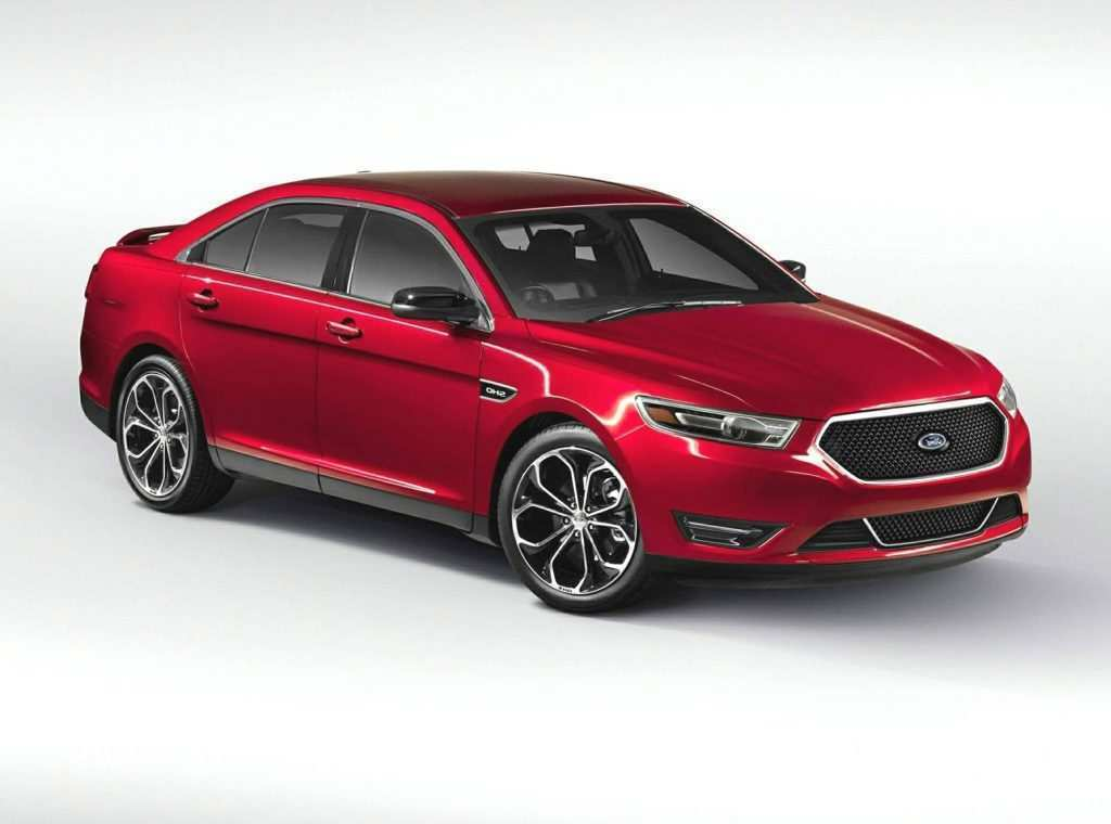 61 Gallery of 2020 Ford Taurus Sho First Drive for 2020 Ford Taurus Sho