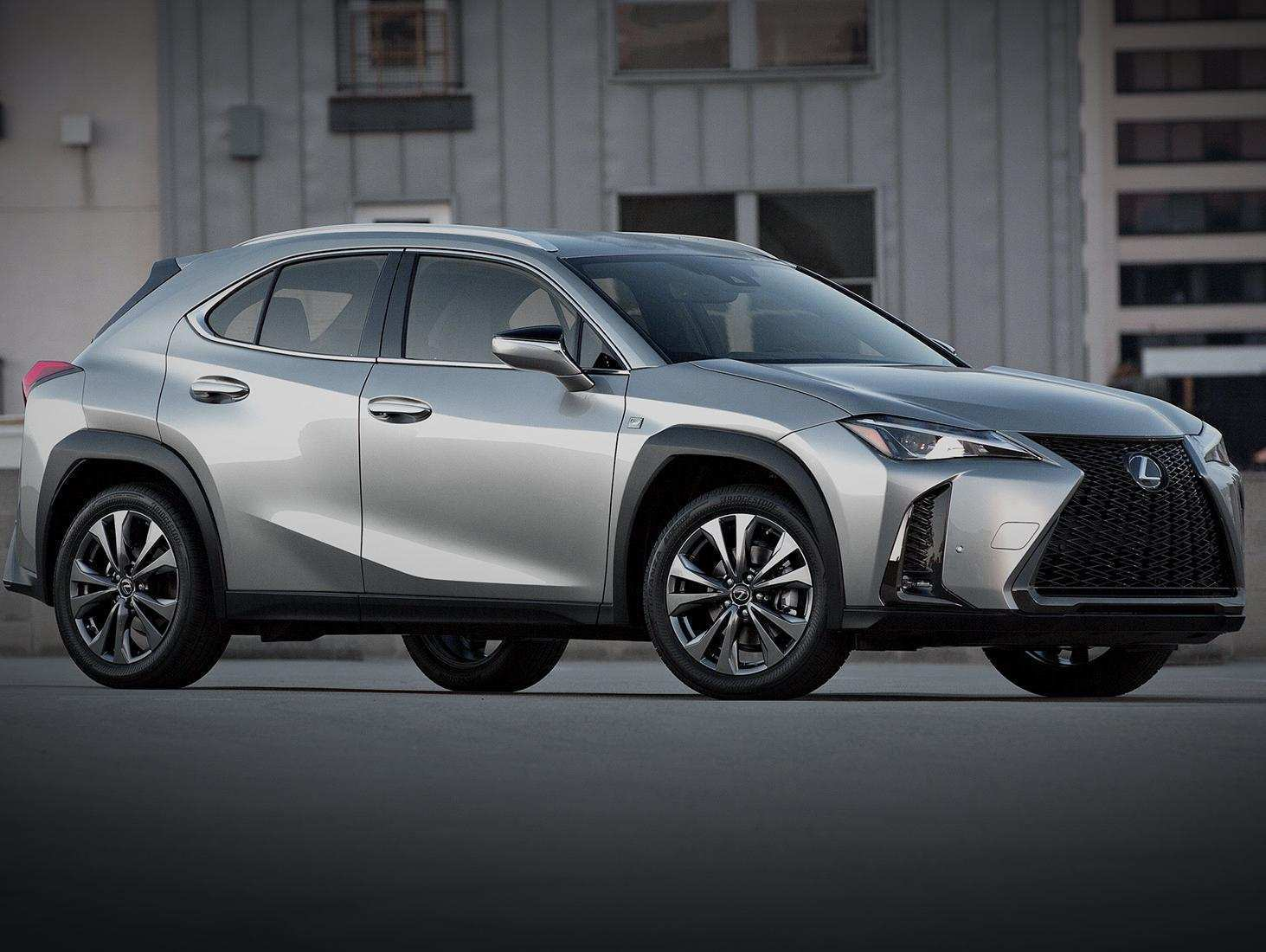 61 Gallery of 2020 Lexus Ux Exterior Date First Drive for 2020 Lexus Ux Exterior Date