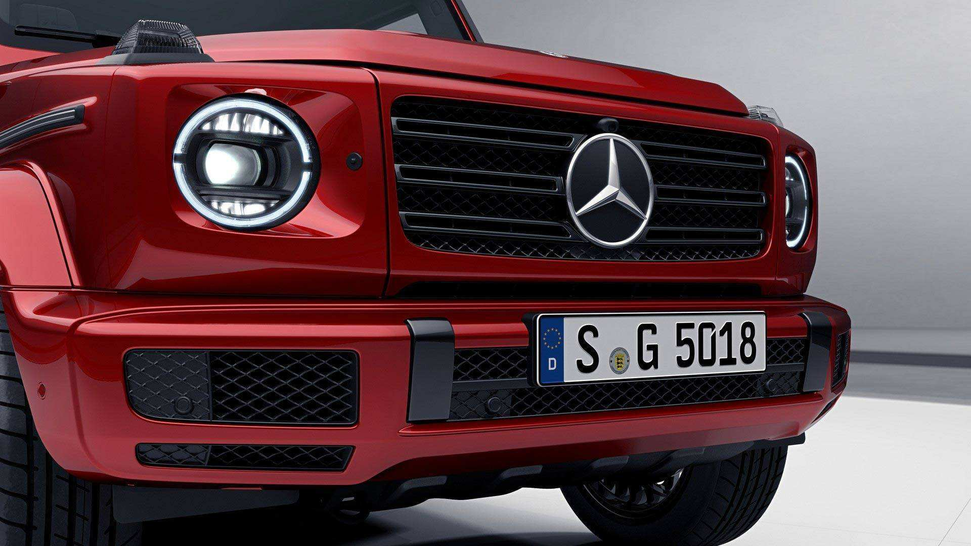 61 Gallery of 2020 Mercedes G Class Exterior Price with 2020 Mercedes G Class Exterior