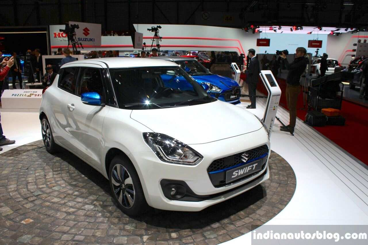 61 Gallery of 2020 Suzuki Swift Specs for 2020 Suzuki Swift
