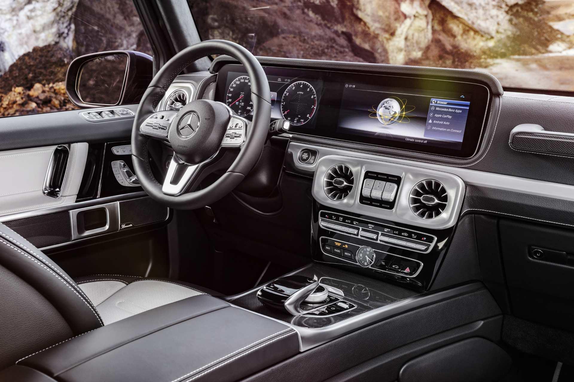 61 Gallery of Mercedes G Klasse 2020 Exterior and Interior for Mercedes G Klasse 2020