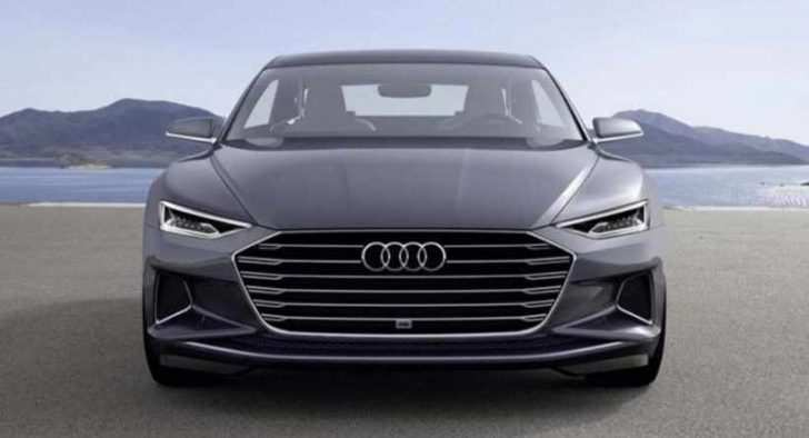 61 Great 2020 Audi A7 Redesign and Concept with 2020 Audi A7