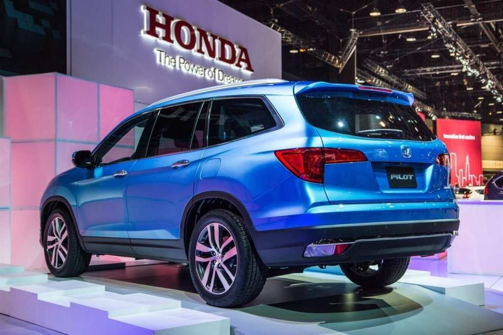 61 New 2020 Honda Pilot Spy Photos First Drive by 2020 Honda Pilot Spy Photos