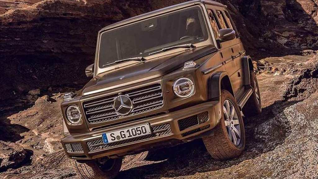 61 New 2020 Mercedes G Class Exterior Date New Concept by 2020 Mercedes G Class Exterior Date