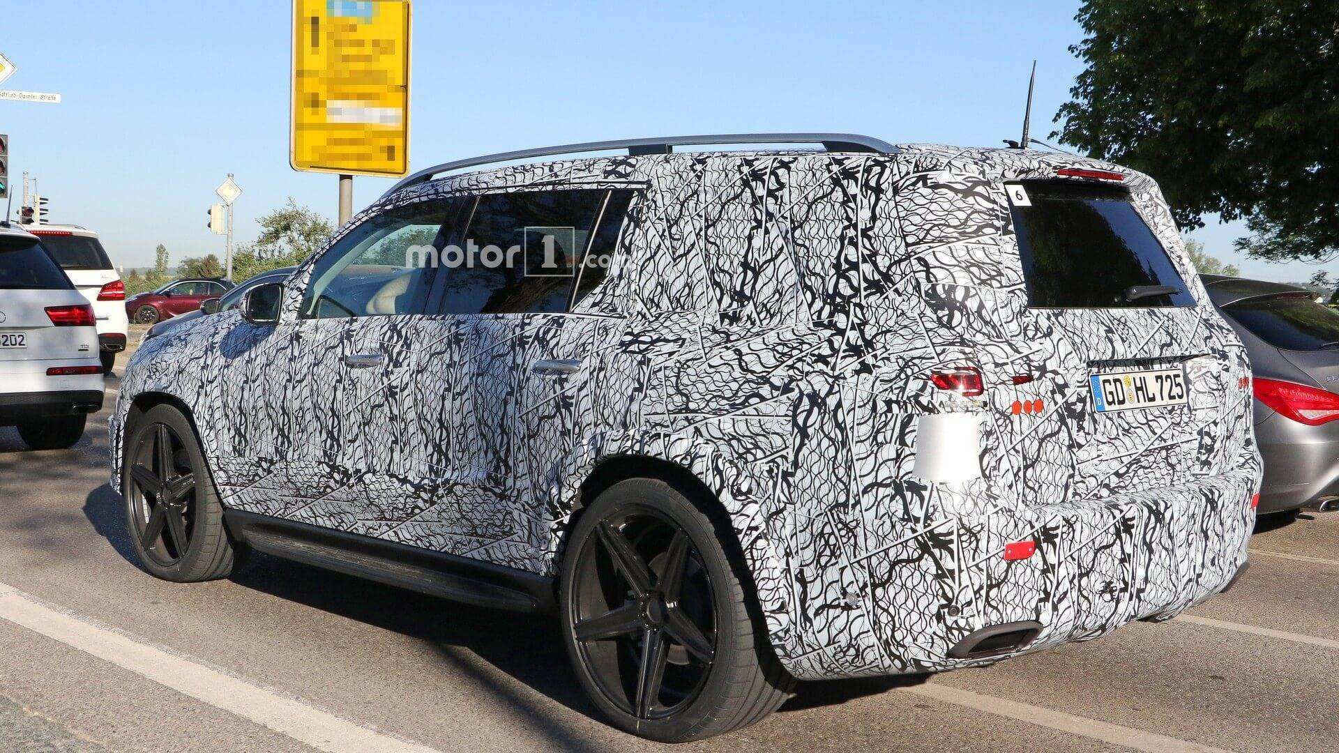 61 New Mercedes Maybach Gls 2020 Exterior by Mercedes Maybach Gls 2020