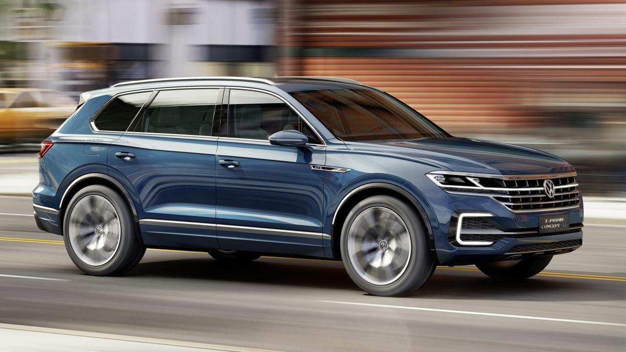61 New VW Touareg 2020 New Concept Pictures with VW Touareg 2020 New Concept