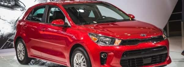 61 The 2020 All Kia Rio Model by 2020 All Kia Rio