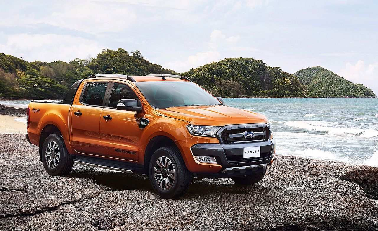 61 The 2020 Ford Ranger Vs BMW Canyon Exterior by 2020 Ford Ranger Vs BMW Canyon