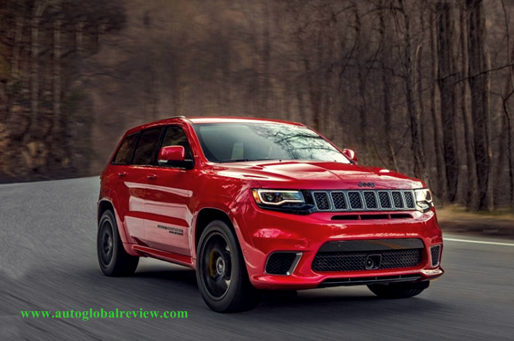 61 The 2020 Grand Cherokee Srt Hellcat Spy Shoot for 2020 Grand Cherokee Srt Hellcat