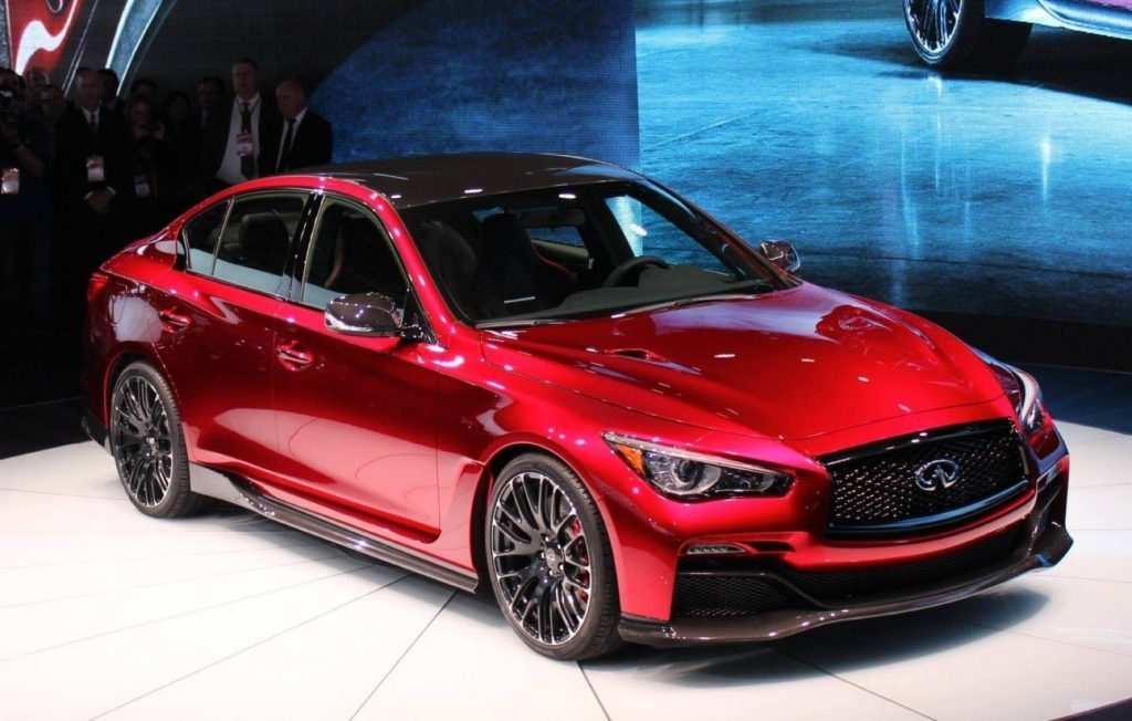61 The 2020 Infiniti Q50 Performance and New Engine with 2020 Infiniti Q50