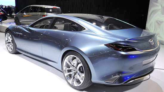 61 The 2020 Mazda 6 Coupe Release Date by 2020 Mazda 6 Coupe