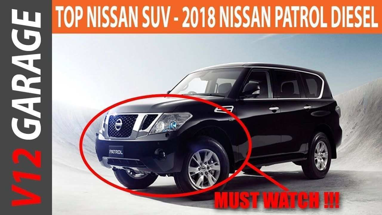 61 The 2020 Nissan Patrol Diesel Exterior and Interior by 2020 Nissan Patrol Diesel