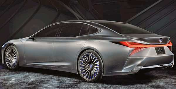 61 The Lexus 2020 New Concepts History with Lexus 2020 New Concepts