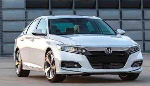 62 All New 2020 Honda Accord Hybrid Prices by 2020 Honda Accord Hybrid