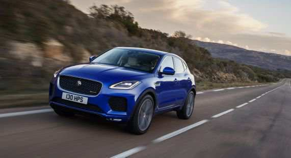 62 All New 2020 Jaguar Crossover Style by 2020 Jaguar Crossover