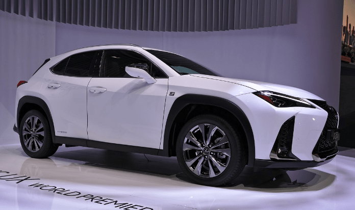 62 All New 2020 Lexus Ux Exterior Redesign and Concept for 2020 Lexus Ux Exterior